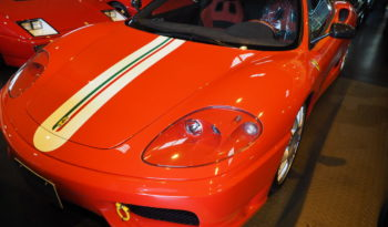 フェラーリ 360 チャレンジ ストラダーレ 25thアニヴァーサリー full