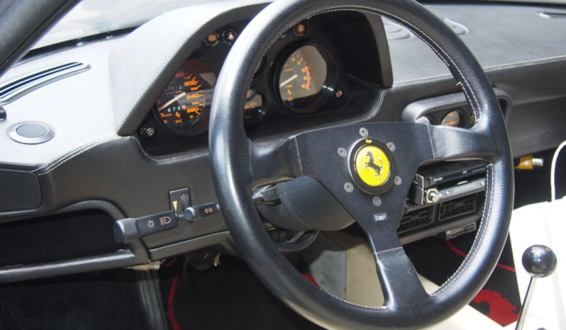 Ferrari 328GTS Black 1989 full