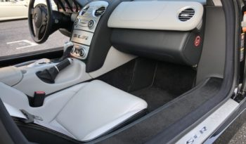 Mercedes Benz McLaren SLR 2005 full