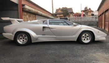 Lamborghini Countach 25th Anniversary, three owners, full