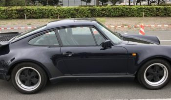 Porsche 930 Turbo 1989 full