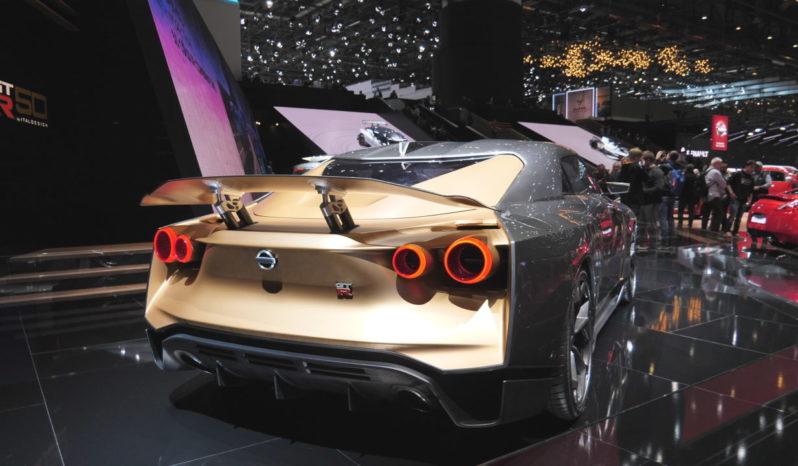 Nissan GT-R 50 by Italdesign full