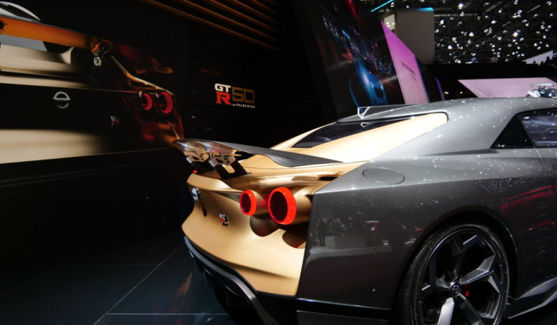 Nissan GT-R 50 by Italdesign full