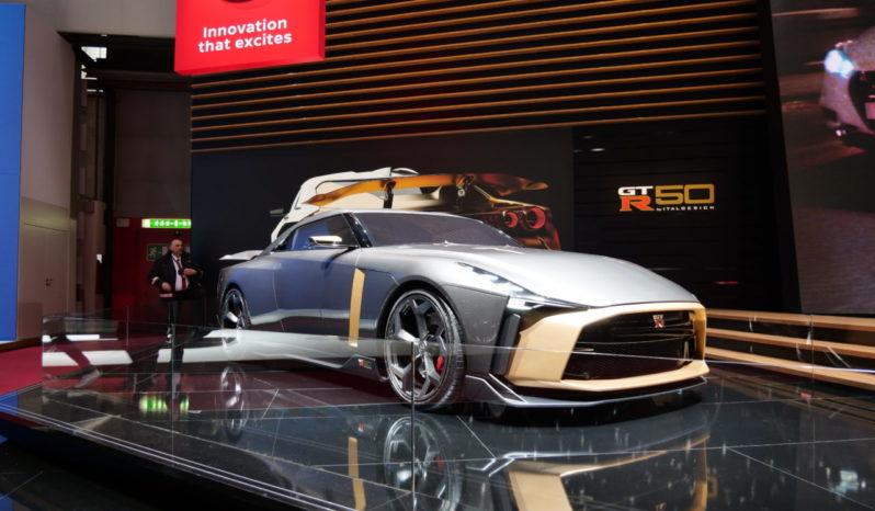 イタルデザイン 日産 GT-R 50 full