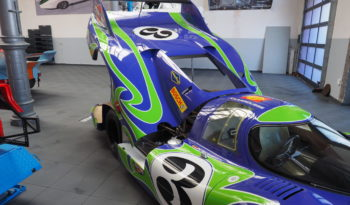 Porsche 917 Long tail full