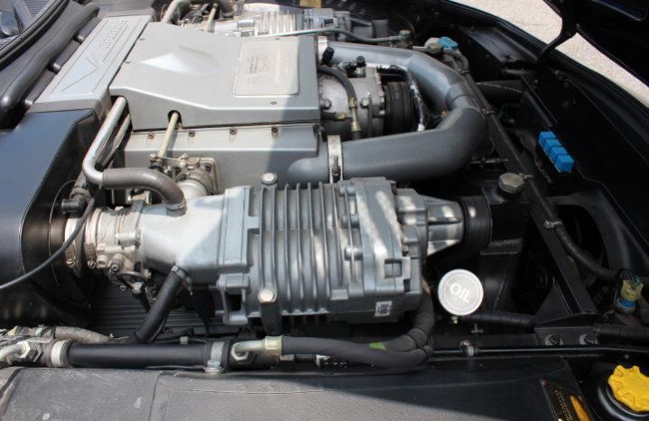 Aston Martin Vantage V550 full