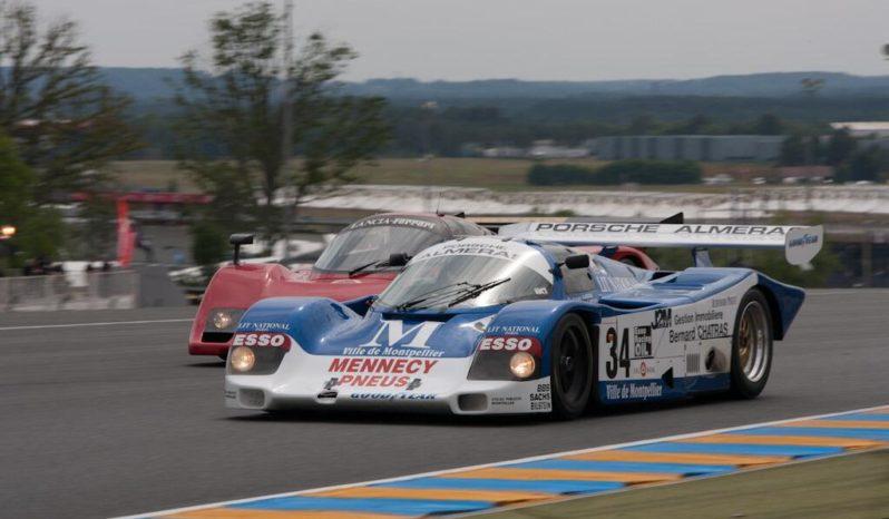 Porsche 962 ex Porsche Kremer 24 H Le Mans full