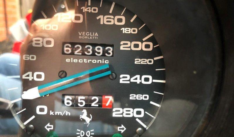 Ferrari 208 GTB Turbo full