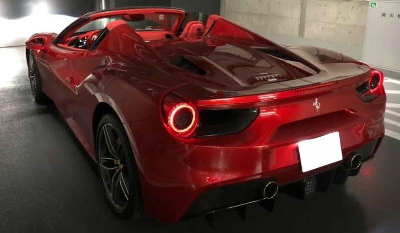 フェラーリ 488 スパイダー full