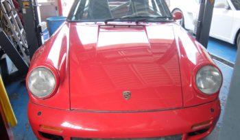 ポルシェ 930 ターボ (962 または 935 ツインターボエンジン搭載) full