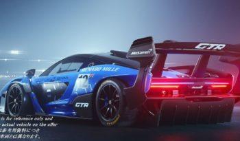マクラーレン セナ GTR 新車 full