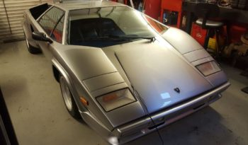 Lamborghini Countach LP500 S US Prototype full