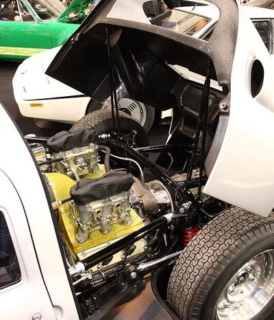 Porsche 904 Carrera GTS full