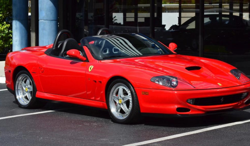 フェラーリ 550 バルケッタ full
