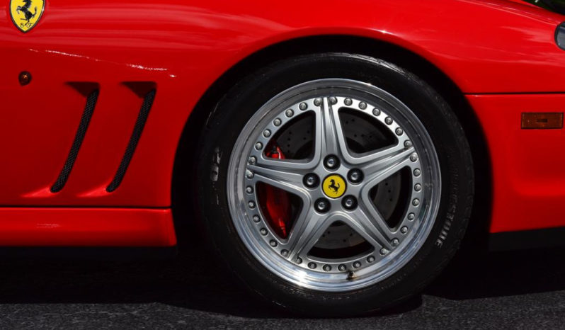 Ferrari 550 Barchetta full