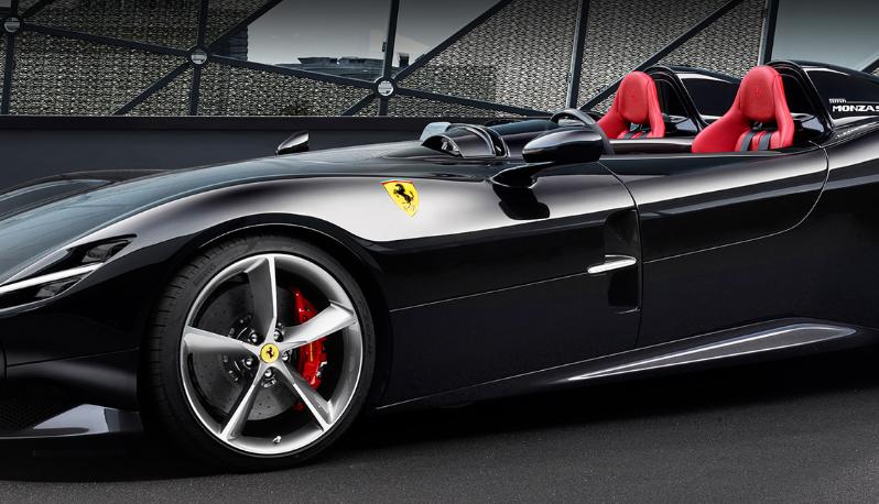 Ferrari Monza SP1 / SP2 full