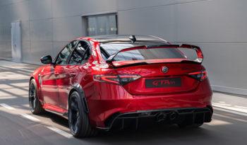 Alfa Romeo Giulia GTAm full
