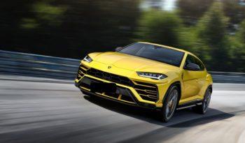 Lamborghini Urus -Brand New- full