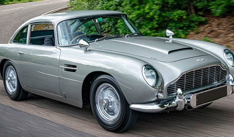 Aston Martin DB5 Special Edition Gold Finger Continuation full