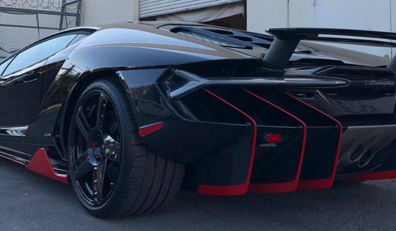 Lamborghini Centenario full