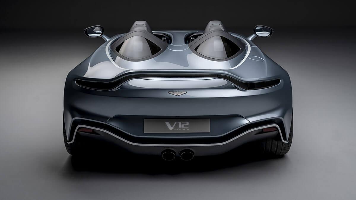 Aston Martin V12 Speedster Tpe Ltd