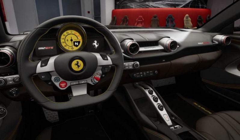 Ferrari 812 GTS full