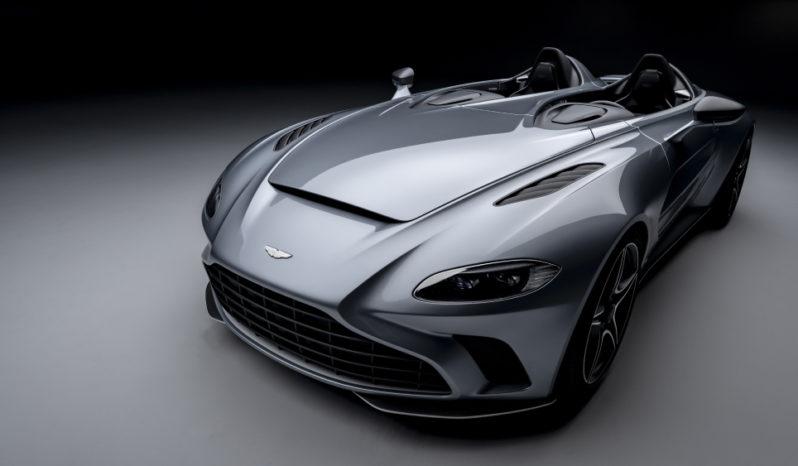 Aston Martin V12 Speedster full