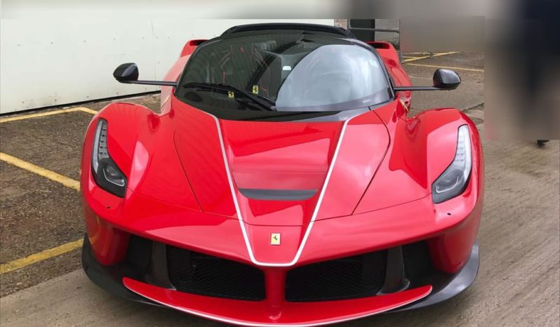 Ferrari LaFerrari Aperta full