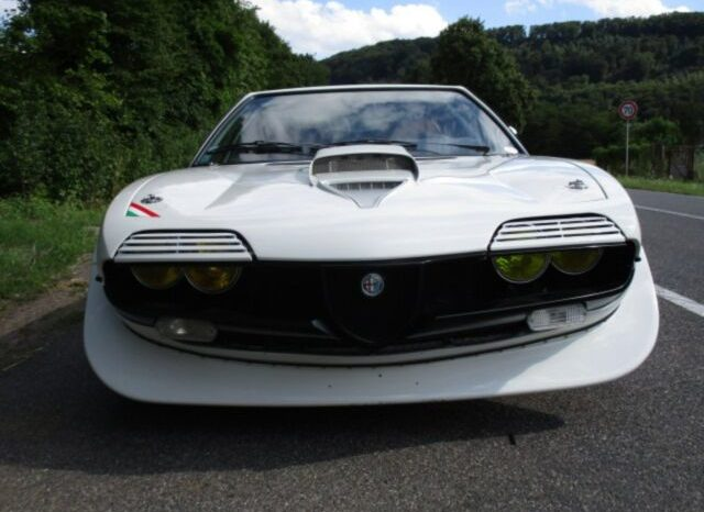 アルファロメオ モントリオール V8 グループ4ラリーカー full