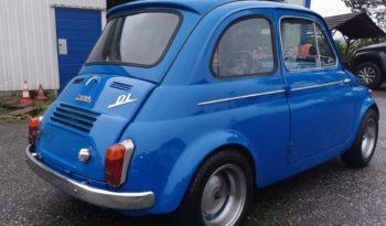 Steyr Puch 500/650TR full