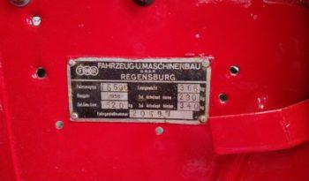 Messerschmitt Tiger TG500 full
