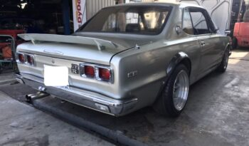 Nissan Skyline Hakosuka GTR KPGC10 full