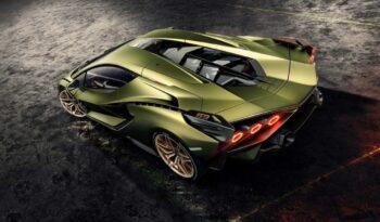 Lamborghini Sian Coupe full
