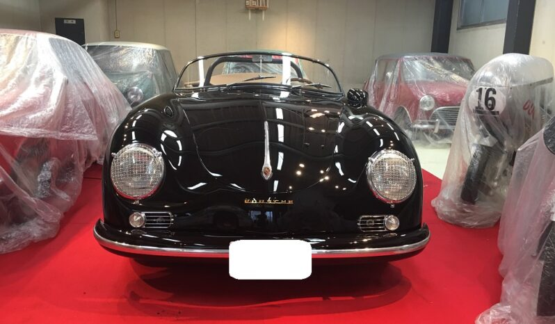 Porsche 356 Speedster 1500GT full