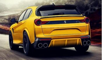 Ferrari Purosangue SUV full