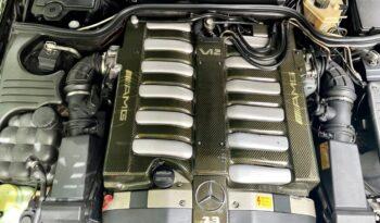 Mercedes Benz AMG SL73 full