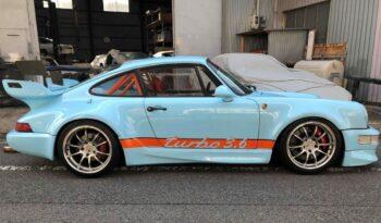 Porsche 911/964 3.6 Turbo Gulf-Color full