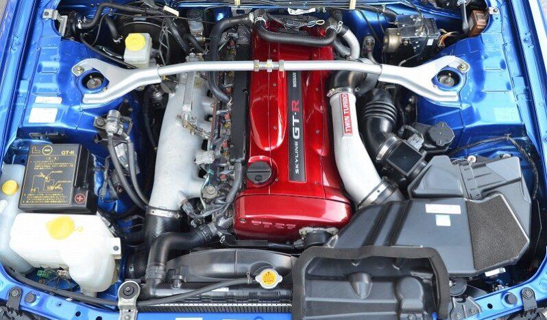 Nissan Skyline BNR34 GT-R V-spec 2 full