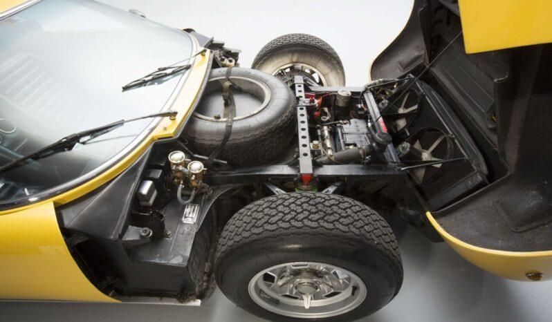 ランボルギーニ ミウラ P400 full