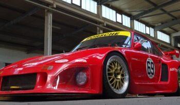 Porsche 935 DPII with 962 Style Engine 3.0 IMSA full