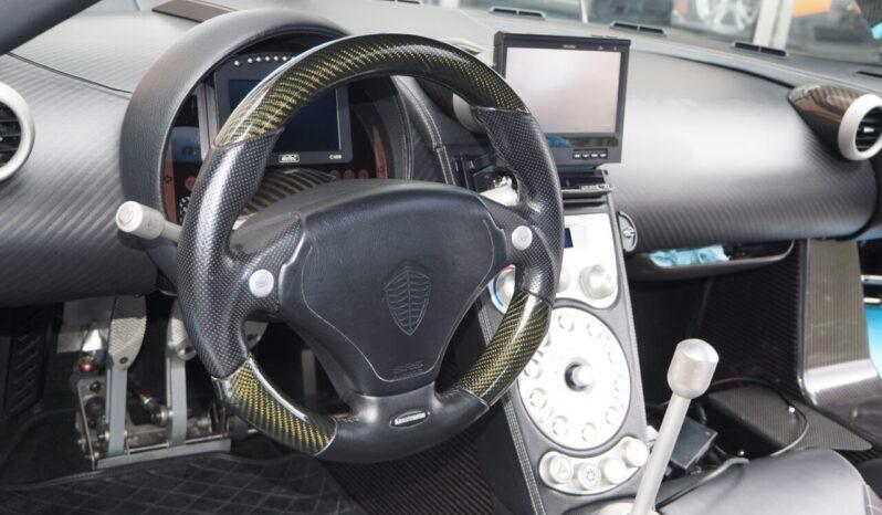 Koenigsegg CCX full