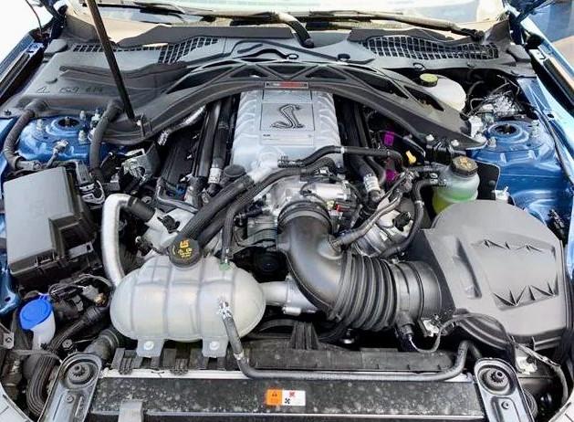 フォード マスタング シェルビー GT500 full