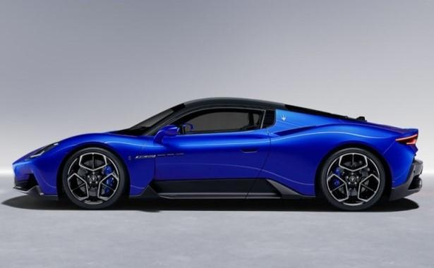 Maserati MC20 full
