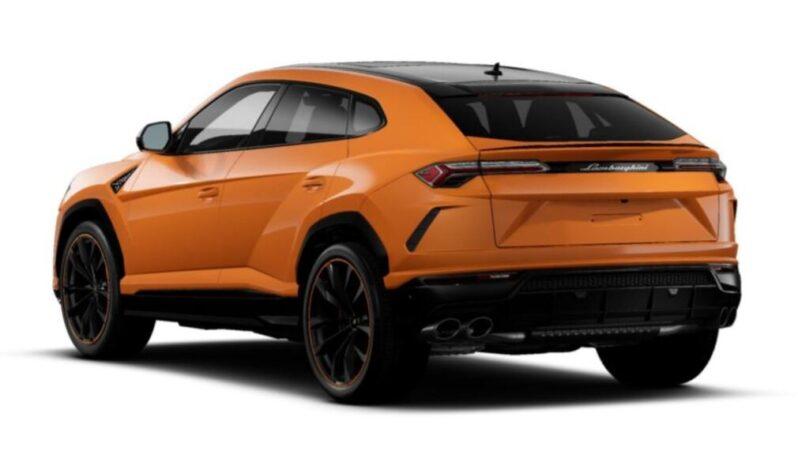 Lamborghini Urus Pearl Capusel full